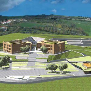 Ricostruzione Scuola Elementare e Centro Polifunzionale in San Giuliano di Puglia