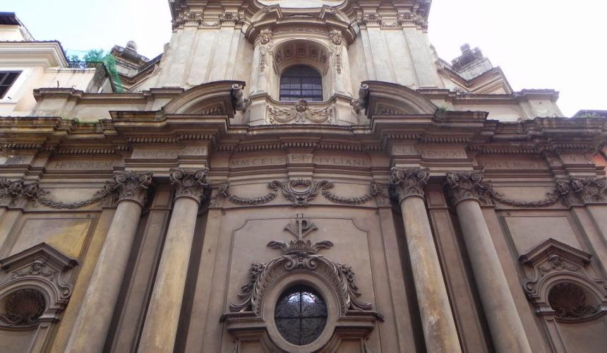 Ristrutturazione della chiesa dei Santi Celso e Giuliano